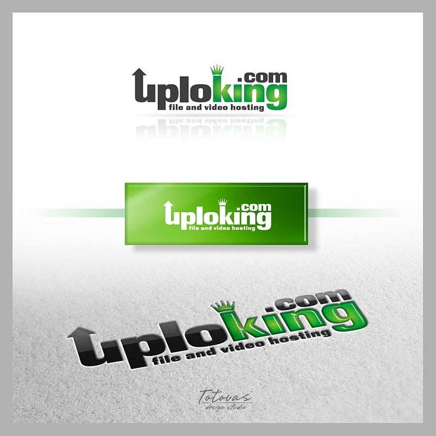 Конкурсная заявка №33 для Logo Design for Uploking.com