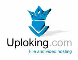 #28 untuk Logo Design for Uploking.com oleh addatween