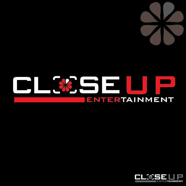 #33 for Develop a Corporate Identity for Close Up Entertainment by utrejak