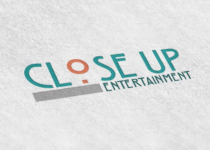 #23 for Develop a Corporate Identity for Close Up Entertainment by vladspataroiu