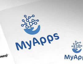 Naumovski tarafından logo design for MyApps için no 18