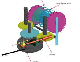 marlopax tarafından Engineer design a 3D model machine için no 12