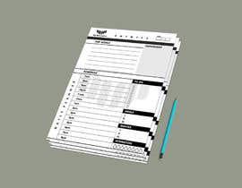 rinintatri tarafından Design a Daily Planner için no 8