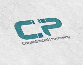 #63 para Design a Logo for Consolidated Processing por vladspataroiu