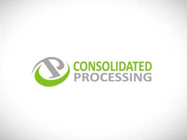 #50 para Design a Logo for Consolidated Processing por tfdlemon