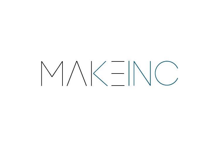#79 for Design a Logo for Makeinc by vladspataroiu