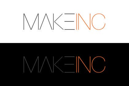 #89 for Design a Logo for Makeinc by vladspataroiu