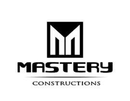 #47 for Design a Logo for Mastery Constructions by Jacksonmedia