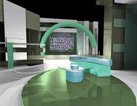 Nro 138 kilpailuun I need some Graphic Design for chosing color for studio design käyttäjältä artist4