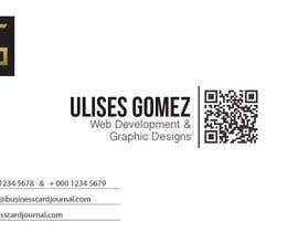 #13 for Design personal business logo by ahmad111951