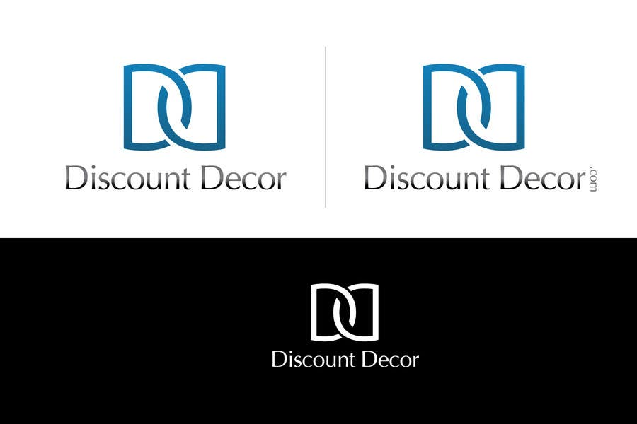 Contest Entry #55 for Logo Design for Discount Decor.com