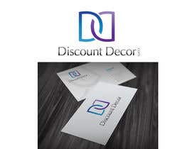 #209 cho Logo Design for Discount Decor.com bởi emilymwh