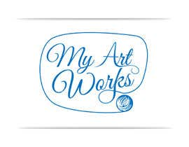 georgeecstazy tarafından Design a Logo for online shop with handmade embroidery art works için no 6