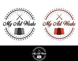 marcelorock tarafından Design a Logo for online shop with handmade embroidery art works için no 52