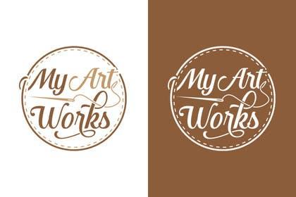 aliciavector tarafından Design a Logo for online shop with handmade embroidery art works için no 33