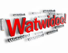 #111 for Design a Logo for Watwidoo! by geraltdaudio