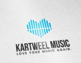#34 cho New logo for a music related app bởi LogoRocket