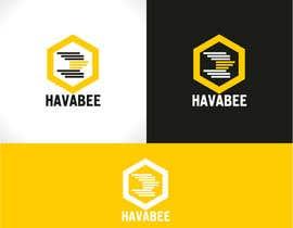"""galinmihalna tarafından Logo for """"Havabee"""" için no 64"""