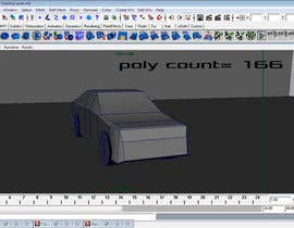 nº 17 pour 3D - Low poly Car model par clementalwin