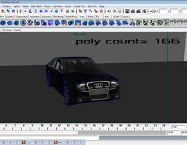 nº 18 pour 3D - Low poly Car model par clementalwin