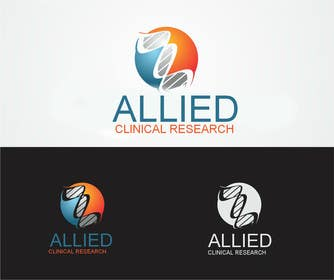 #33 for Refesh Allied Clinical Research Logo by cristinandrei