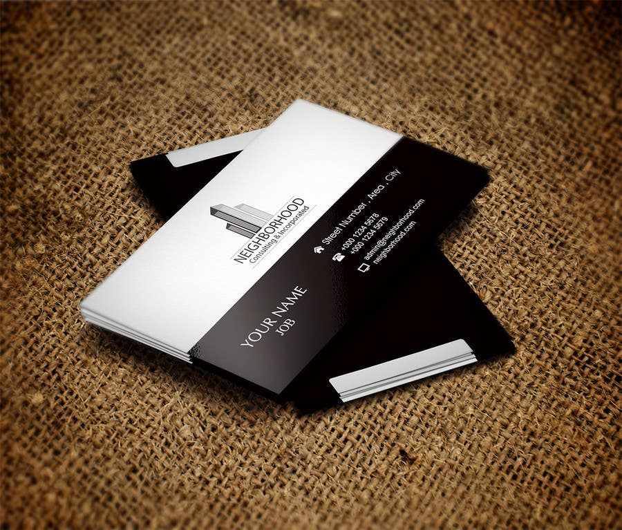 Bài tham dự cuộc thi #15 cho Design a Business Card