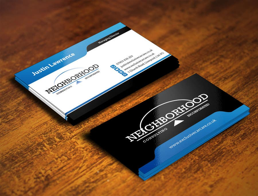 Inscrição nº 42 do Concurso para Design a Business Card