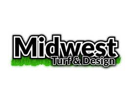 nº 31 pour Design a Logo for Midwest Turf & Design par codefive