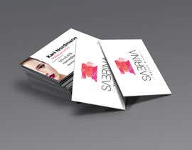 #15 for Business card for makeup artist by WeBaRa