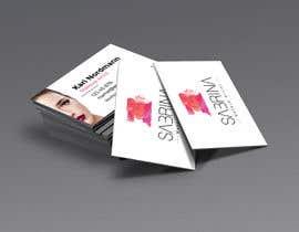 WeBaRa tarafından Business card for makeup artist için no 15