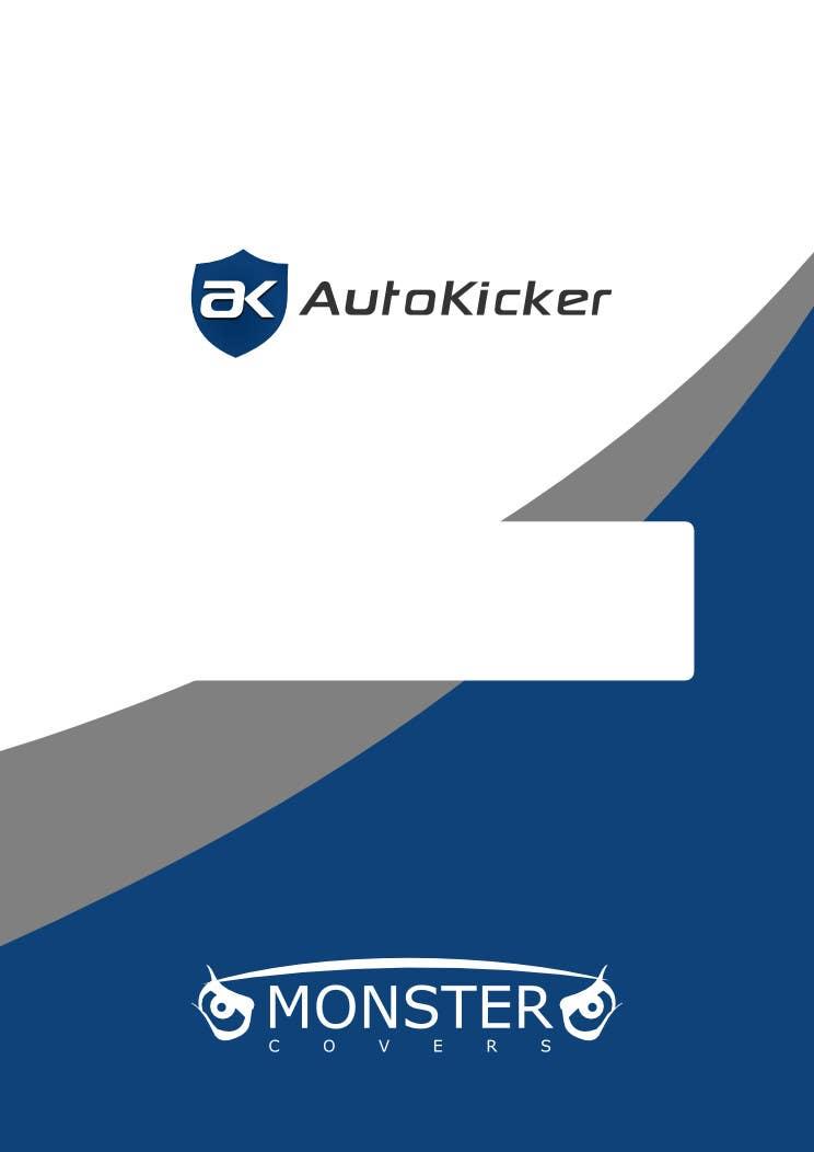Inscrição nº                                         31                                      do Concurso para                                         Graphic Design for Autokickers - Monsters Covers !