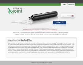 #19 for Design a Website Mockup for Medical E Joint af authenticweb