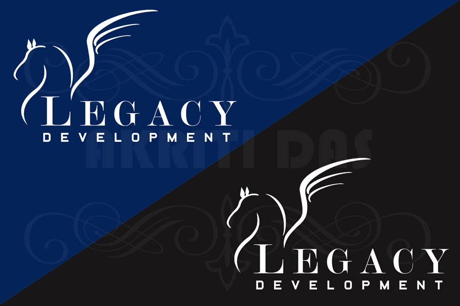 #17 for Design a Logo for Legacy Development by akritidas21