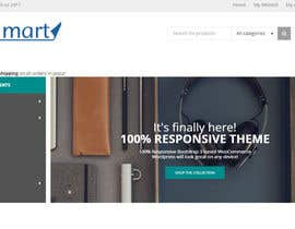 babu9929 tarafından Design a online Grocery store homepage için no 1