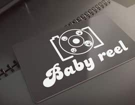 #32 for Design a Logo & App Icon for Baby Reel by LogoFreelancers