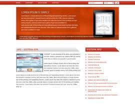 nº 2 pour Website Design for Mac Software Ltda par tania06