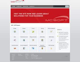 #18 pentru Website Design for Mac Software Ltda de către tuanrobo