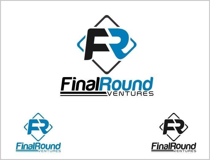 Penyertaan Peraduan #73 untuk Final Round Ventures Logo Design