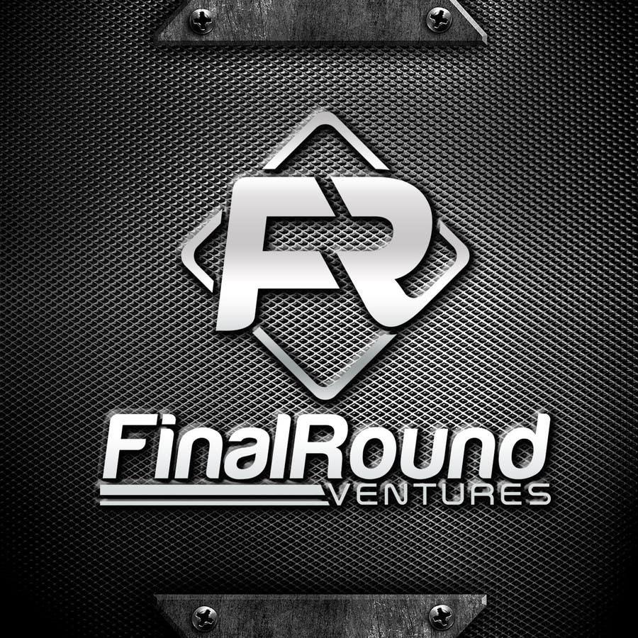 Penyertaan Peraduan #74 untuk Final Round Ventures Logo Design