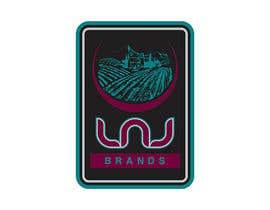 "antaresart26 tarafından ""LNJ Brands"" Logo Contest - Needed for family business (Wine and Liquor Company) için no 46"