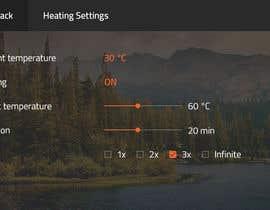kubocentik tarafından Design - Control Panel for Sauna için no 13
