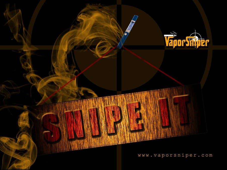 #14 for Design A Postcard for Vapor Sniper Wholesale Program, by arturw