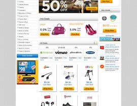 #2 for ***** Design landing page for FlyRebates.com ***** by webidea12