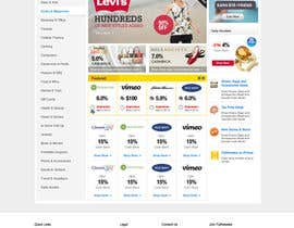 #7 for ***** Design landing page for FlyRebates.com ***** by clickinn