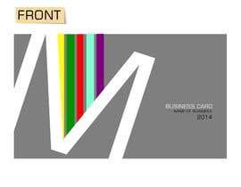 nº 1 pour Design Some Business Cards par qemalperkasa
