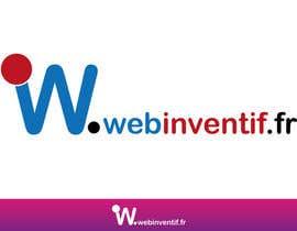 nº 13 pour Concevez un logo for webinventif.fr par YOUMAZIGH