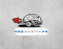 nº 6 pour Concevez un logo for webinventif.fr par dzhmus