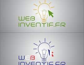 Nro 10 kilpailuun Concevez un logo for webinventif.fr käyttäjältä TATHAE
