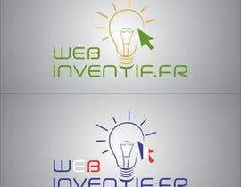 #10 for Concevez un logo for webinventif.fr by TATHAE