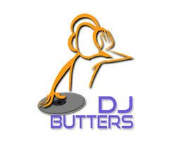 nº 23 pour Design a Logo for DJ Butters par indunil29